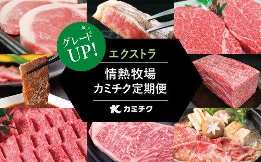 情熱牧場 鹿児島県産お肉の定期便 プレミアムコース(全12回)