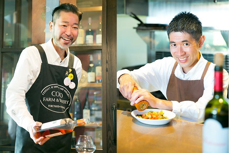 ≪沖縄産Wスパイス仕立て≫牛ほほ肉の赤ワイン煮込み