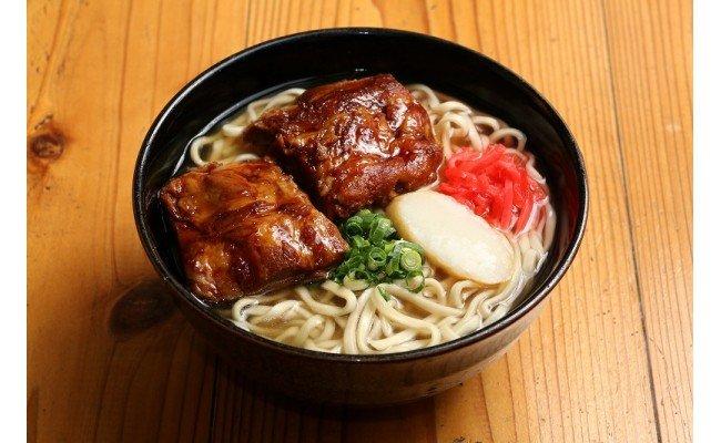 第2回沖縄そば王「玉家」の沖縄そば詰め合わせ8食セット