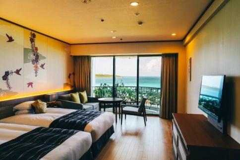 宮古島東急ホテル&リゾーツ ペア宿泊券(1泊朝食付)高層階オーシャンビューのお部屋