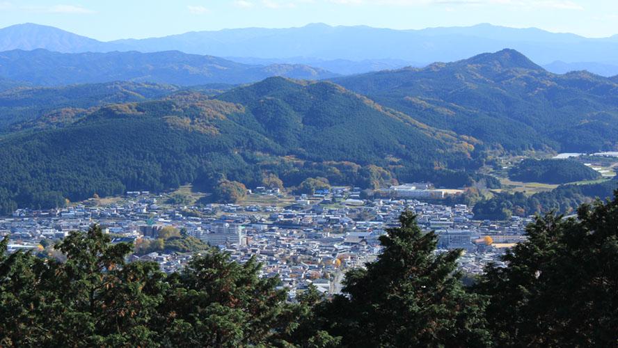 ふるさとパレットに奈良県宇陀市が参加しました
