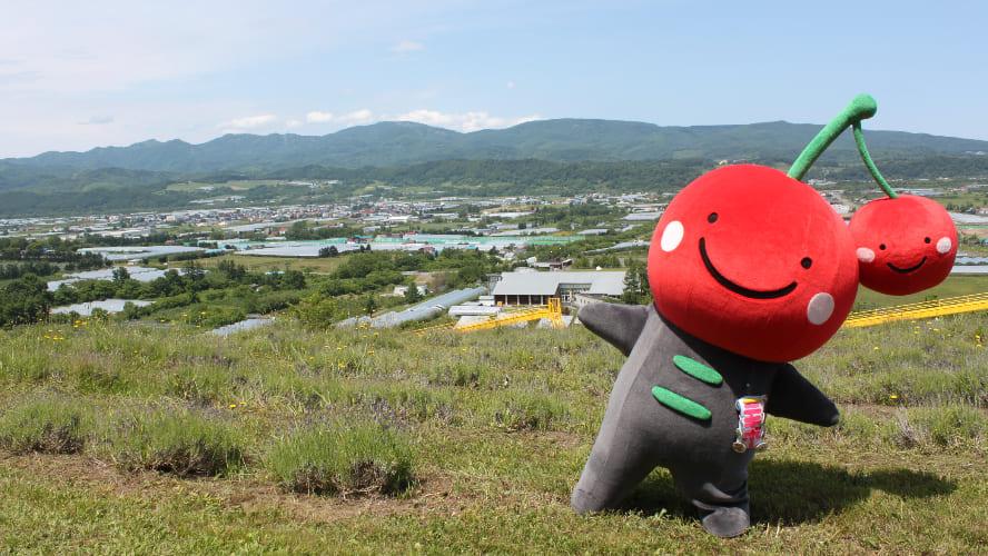 ふるさとパレットに北海道仁木町が参加しました