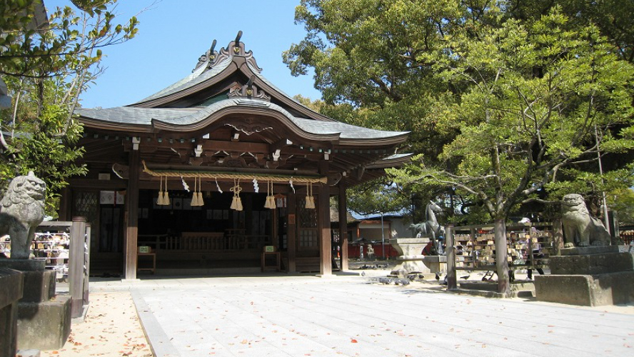 ふるさとパレットに福岡県宇美町が参加しました