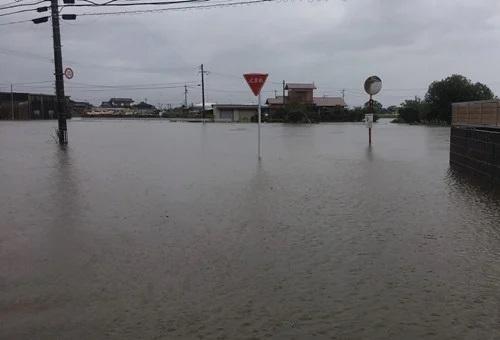令和3年8月豪雨 災害支援寄付の受付を開始しました