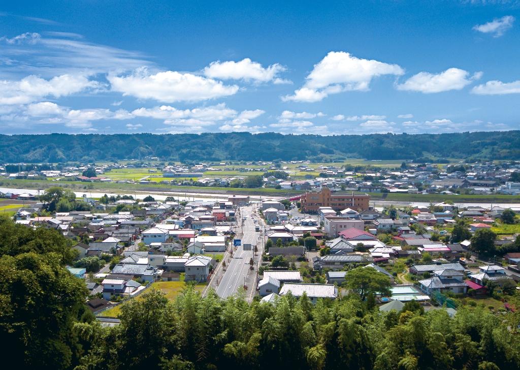 ふるさとパレットに宮崎県木城町が参加しました