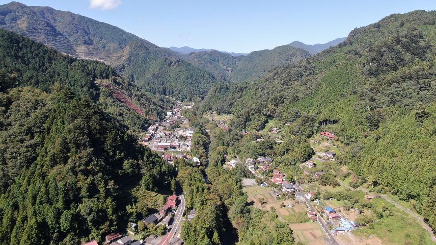 ふるさとパレットに東京都檜原村が参加しました