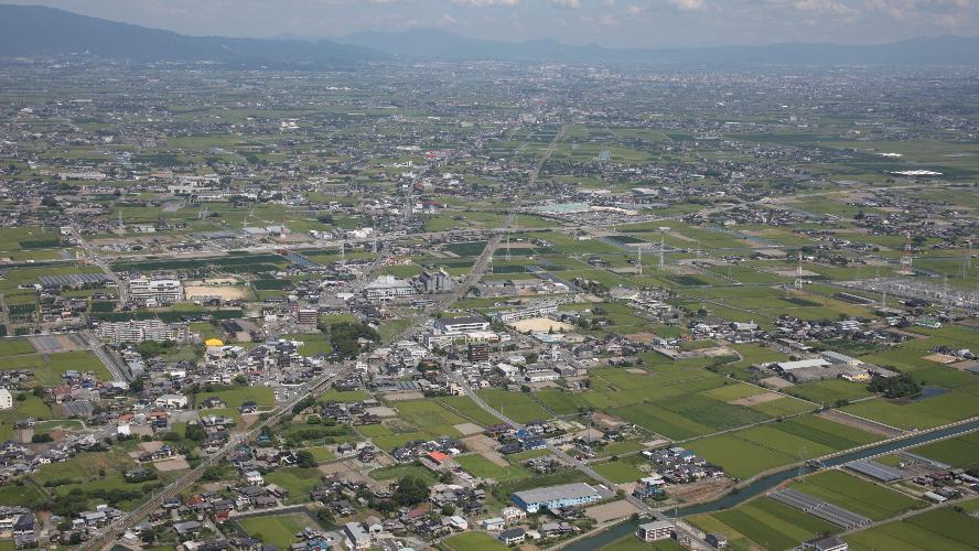 ふるさとパレットに福岡県大木町が参加しました