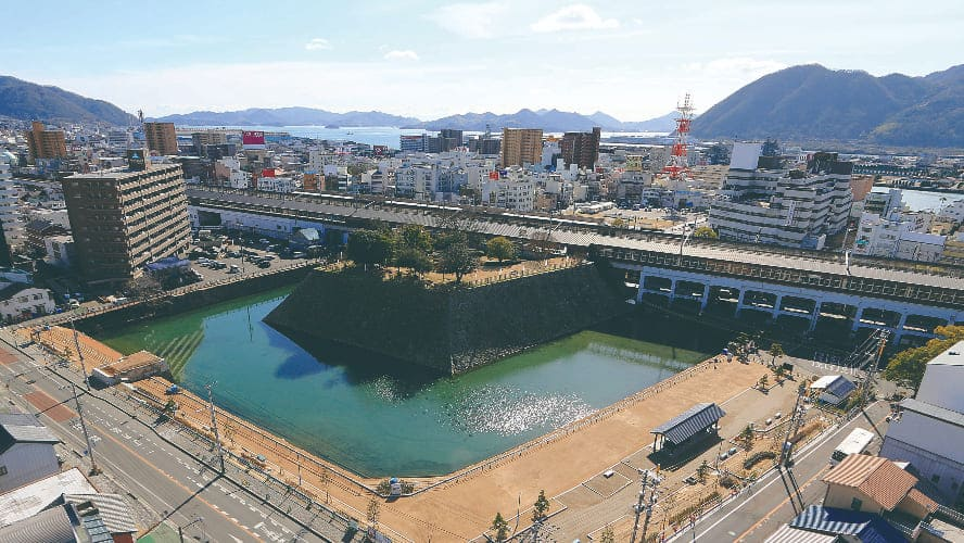 ふるさとパレットに広島県三原市が参加しました