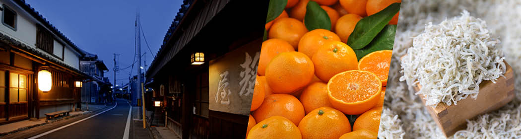 ふるさとパレットに和歌山県湯浅町が参加しました
